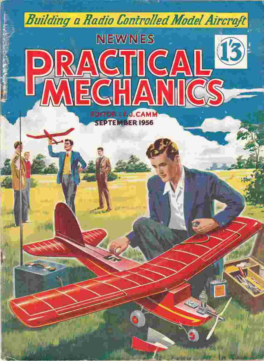 Image for Newnes Practical Mechanics September 1956