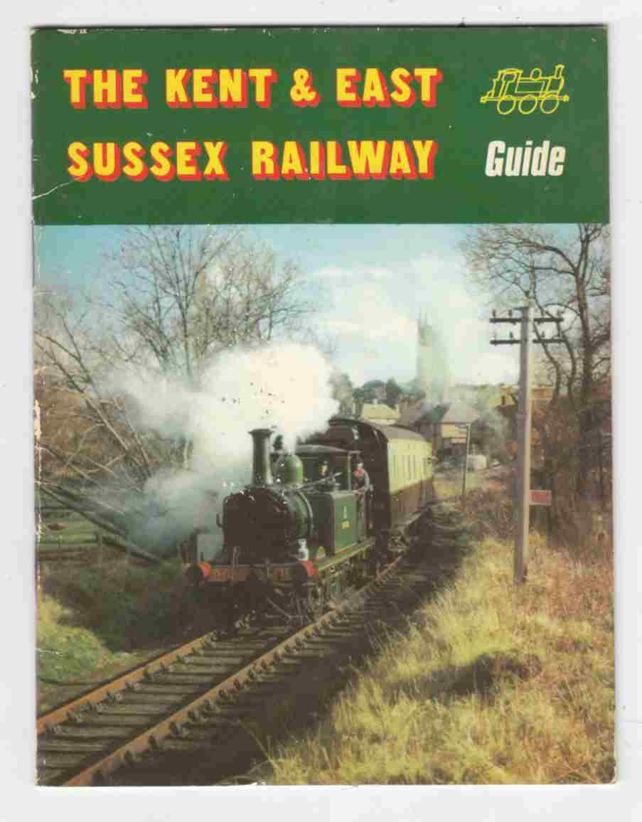 Image for The Kent & East Sussex Railway Guide