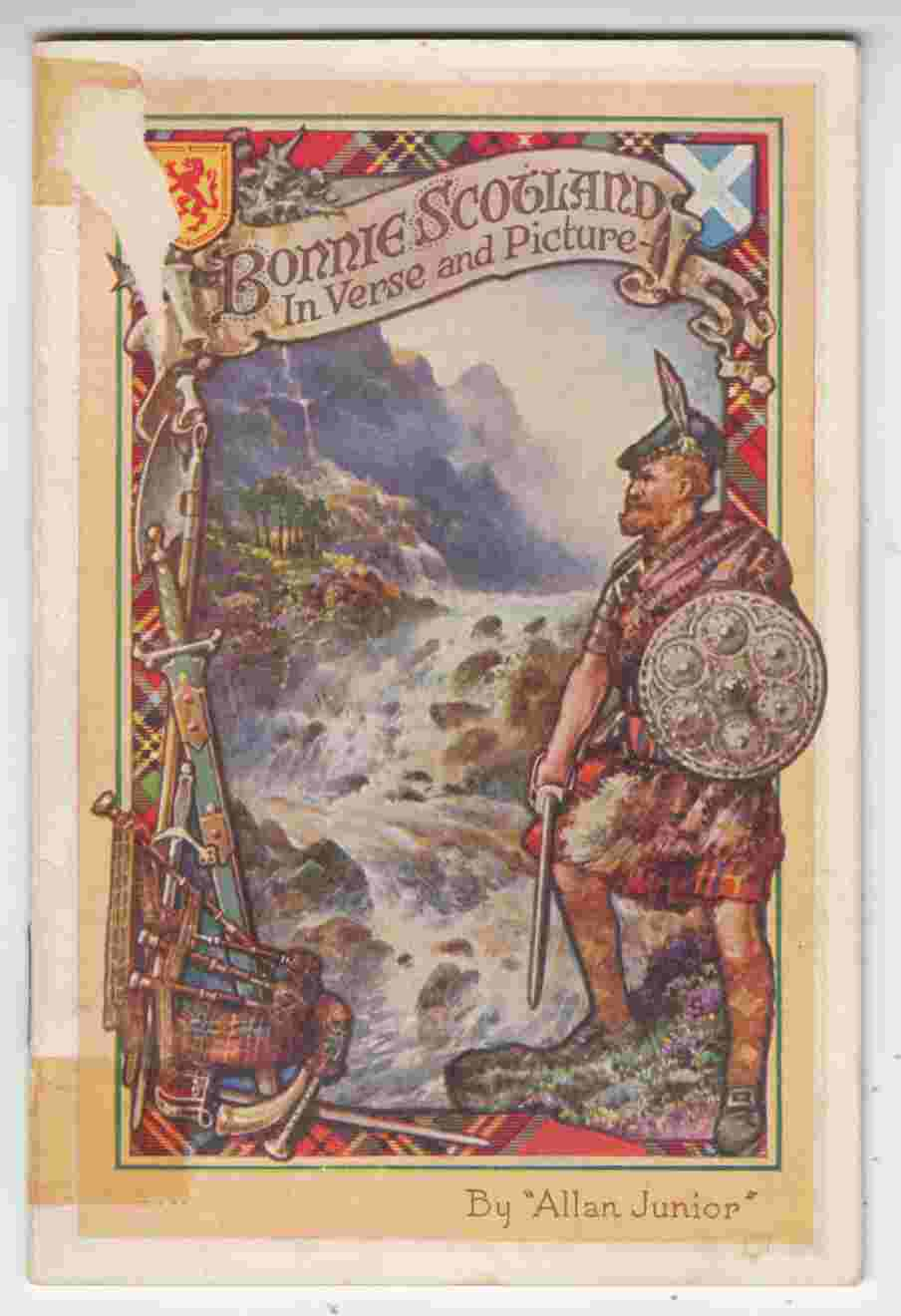 Image for Bonnie Scotland in Verse and Picture