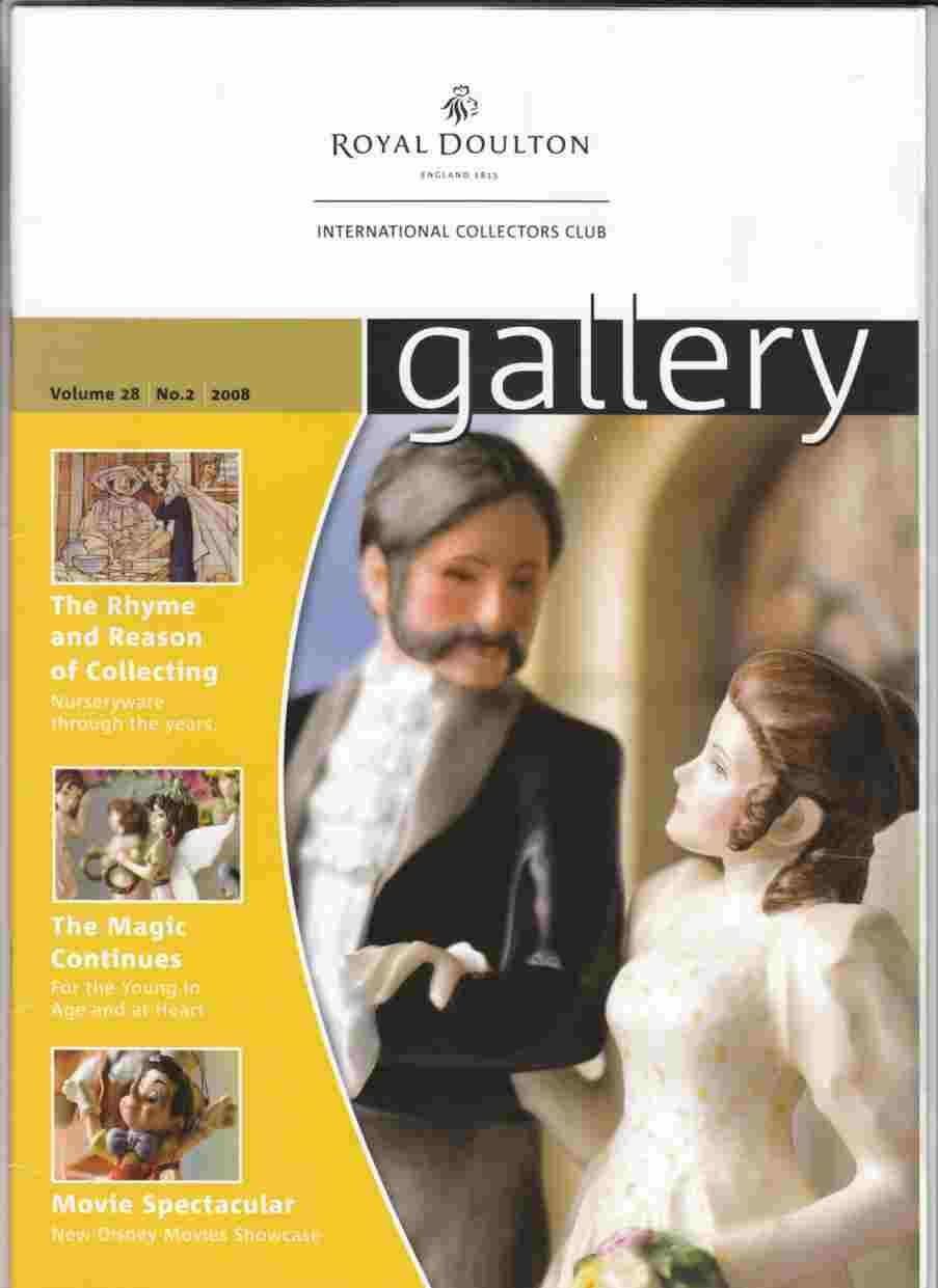 Image for Gallery Volume 28 No. 2 Summer 2008