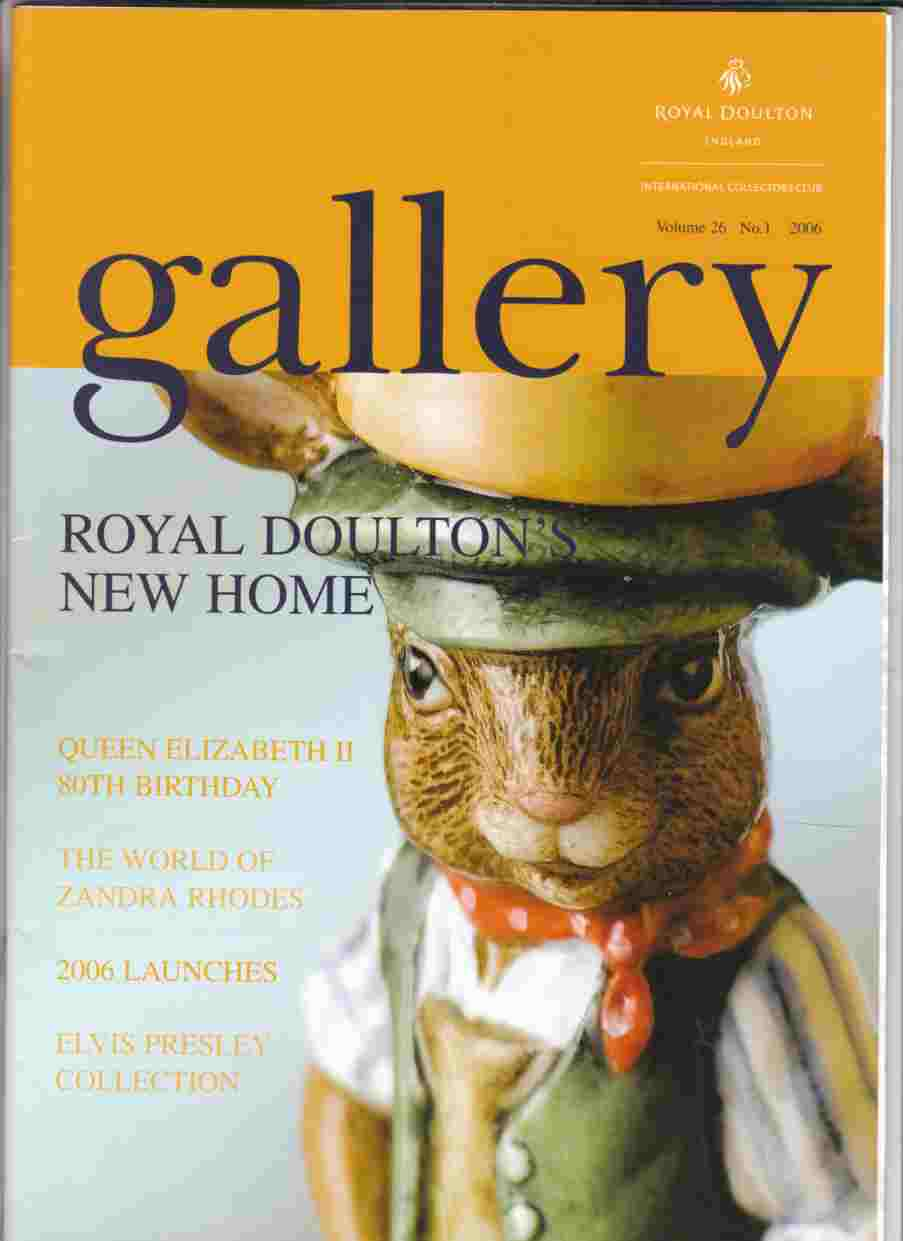 Image for Gallery Volume 26 No. 1 Spring 2006