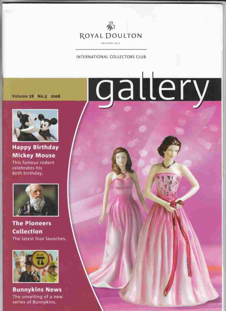 Image for Gallery Volume 28 No. 3 Autumn 2008