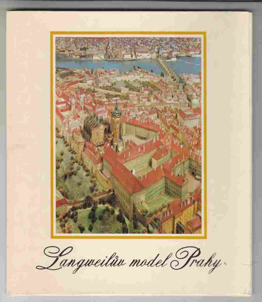 Image for Langwell's Model of Prague / Langweiluv Model Prahy