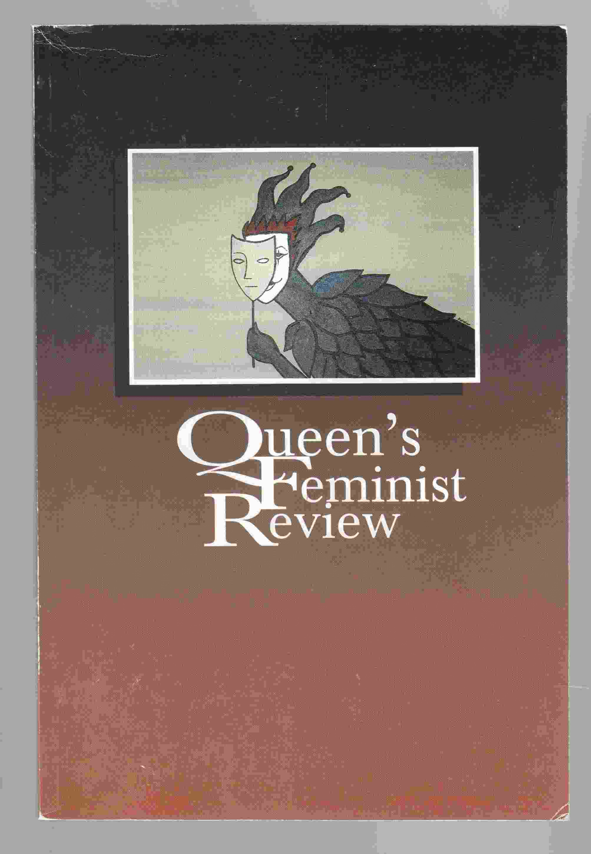 Image for Queen's Feminst Review Volume 8 2000