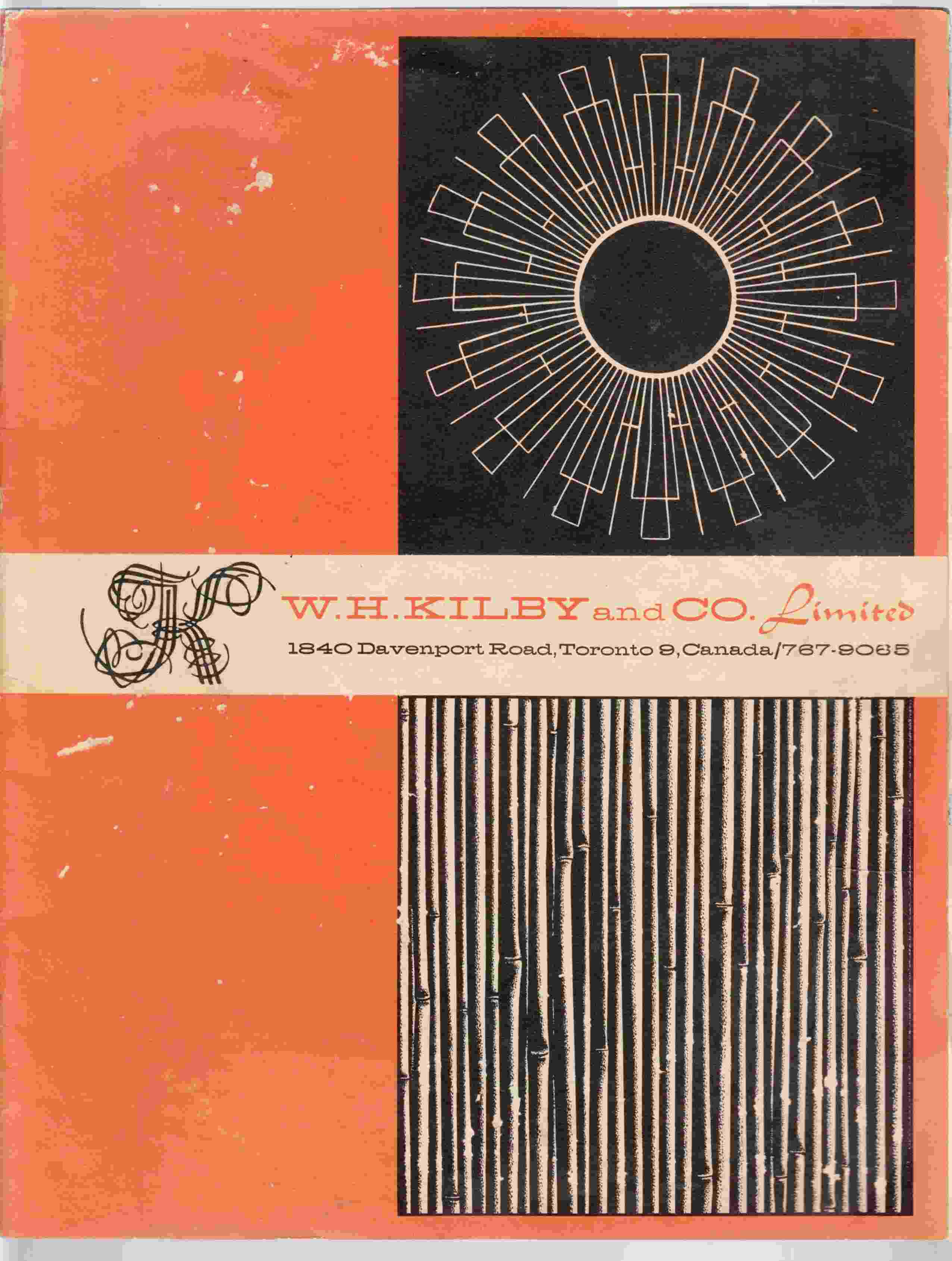 Image for W. H. Kilby and Co. Limited Furniture Catalog