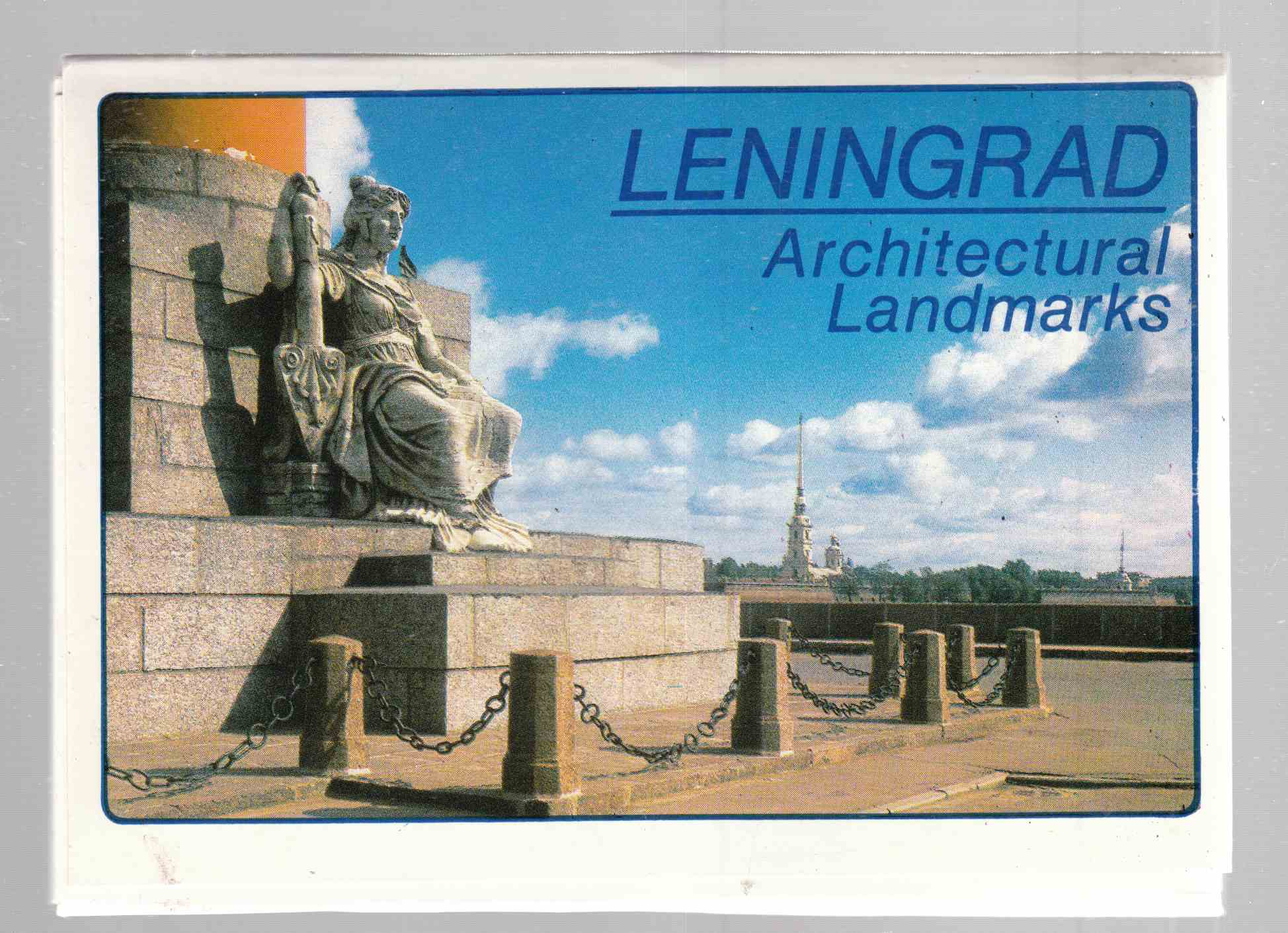 Image for Leningrad Architectural Landmarks