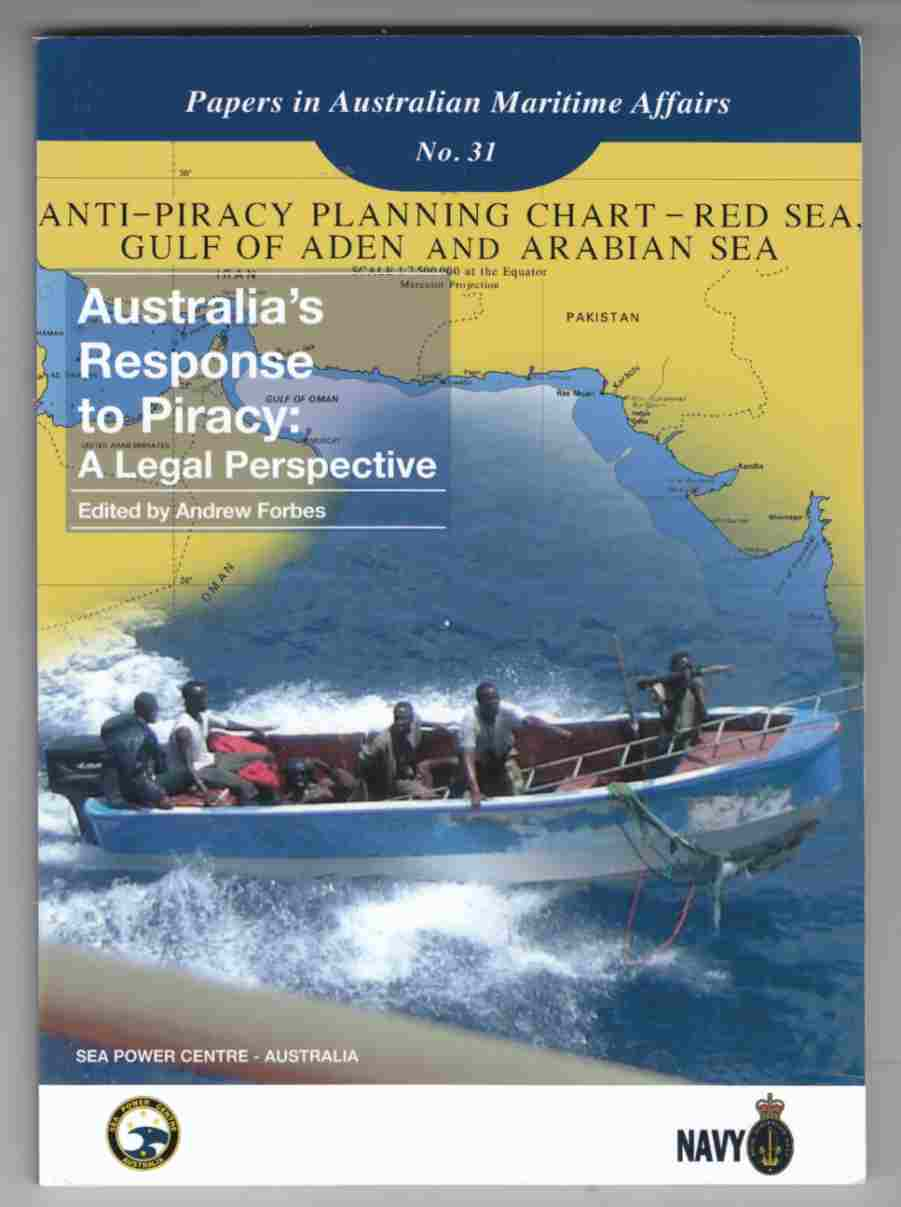 Image for Australia's Response to Piracy:  A Legal Perspective