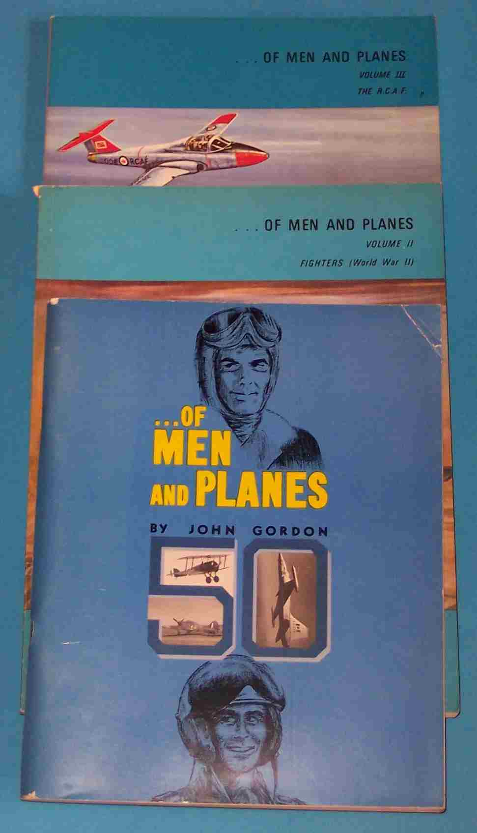 Image for Of Men and Planes (3 Volume Set)