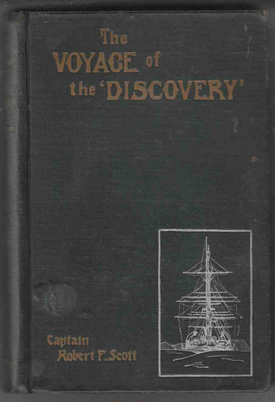 Image for The Voyage of 'Discovery' Vol. II