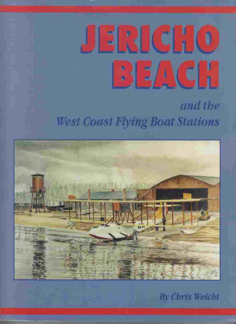 Image for Jericho Beach and the West Coast Flying Boat Stations