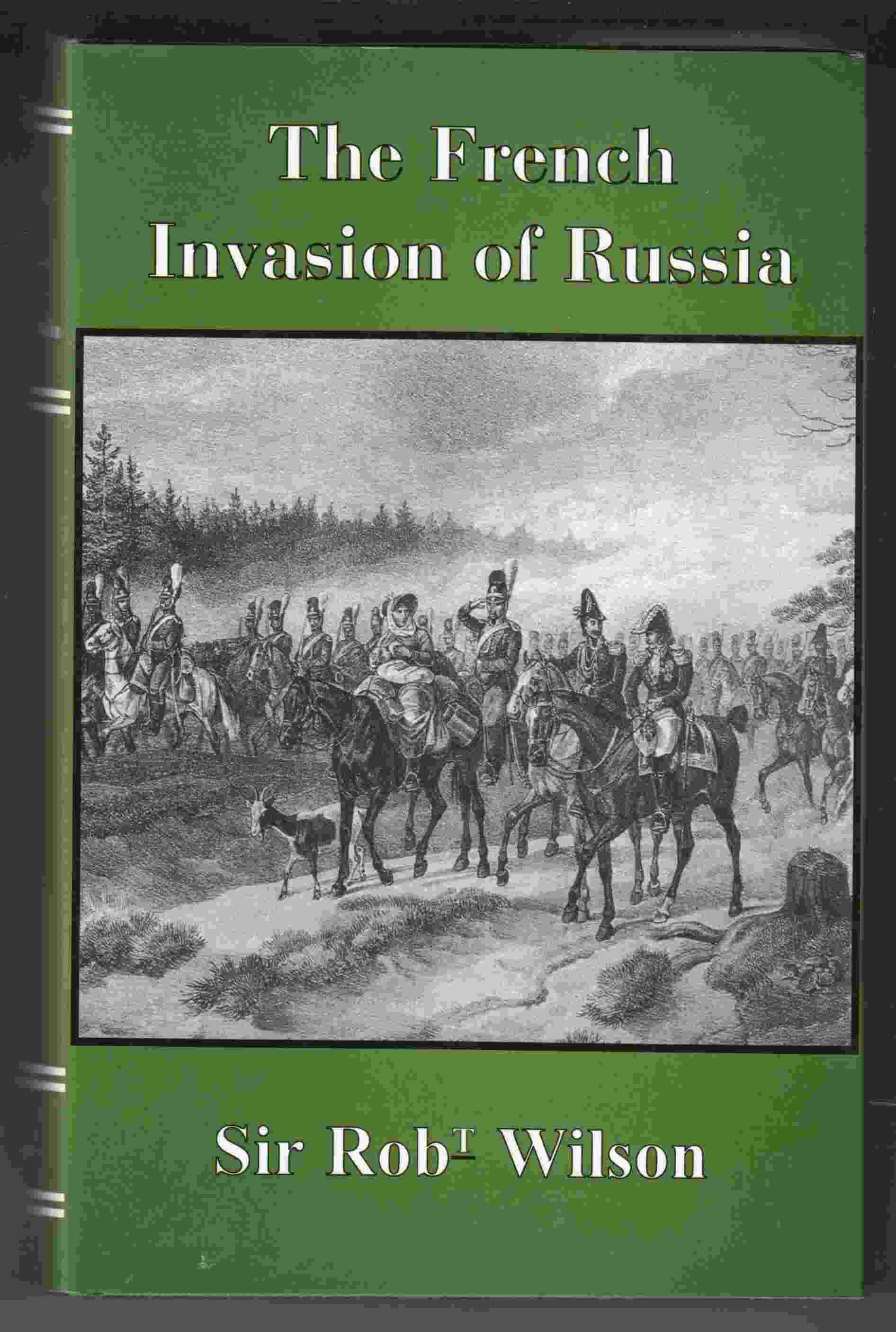 Image for The French Invasion of Russia