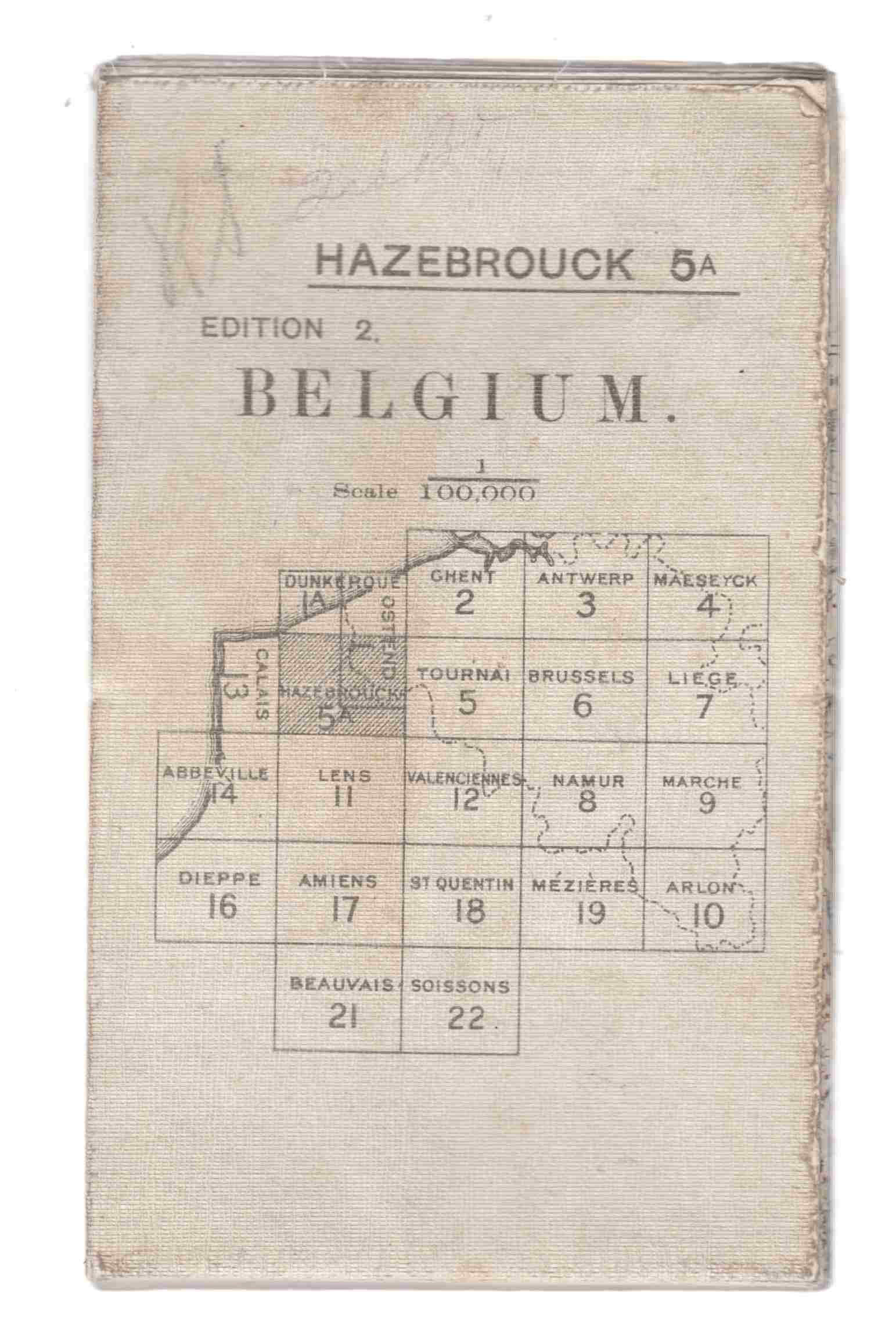 Image for Belgium Hazebrouck 5A Edition 2