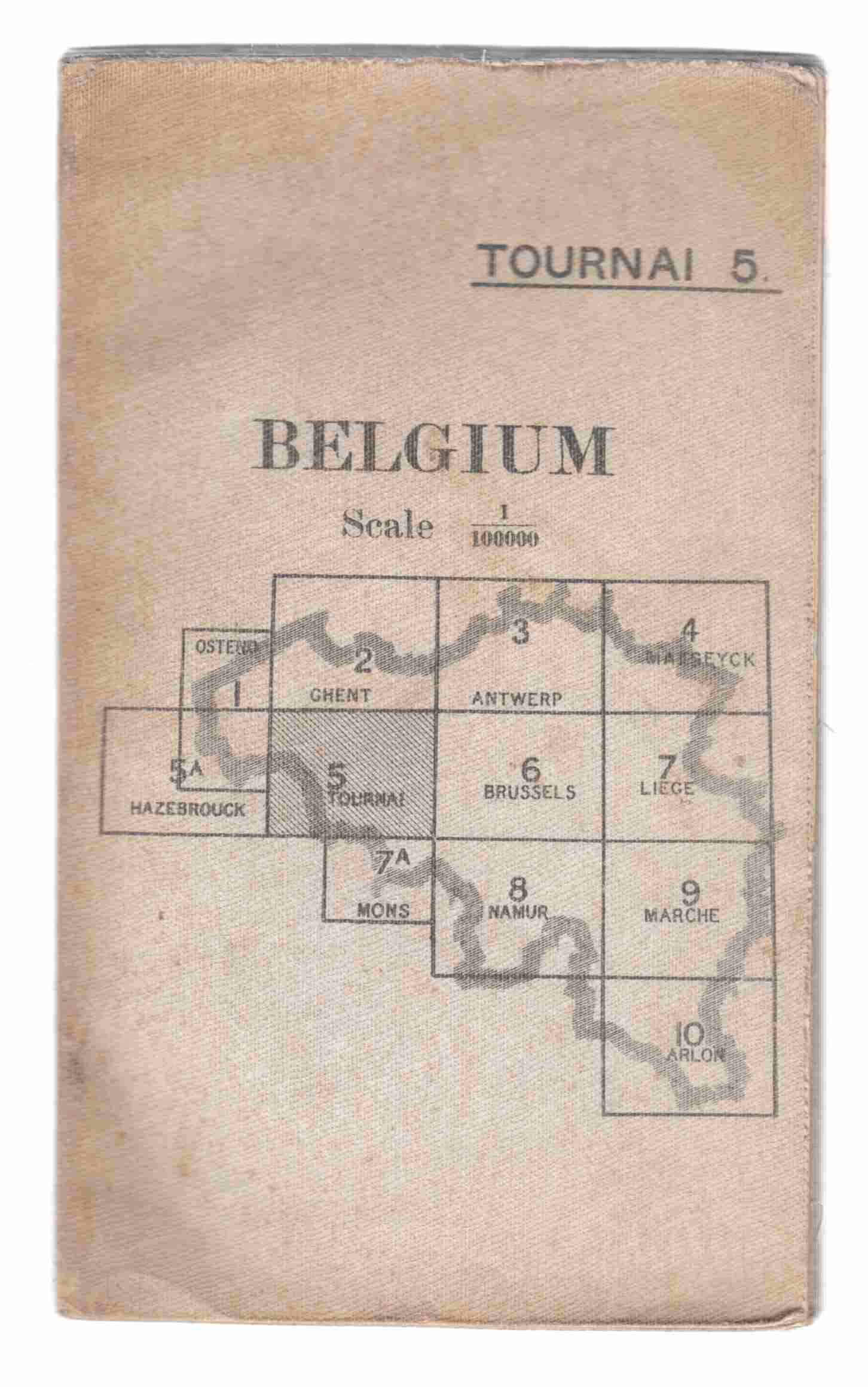 Image for Belgium Tournai 5