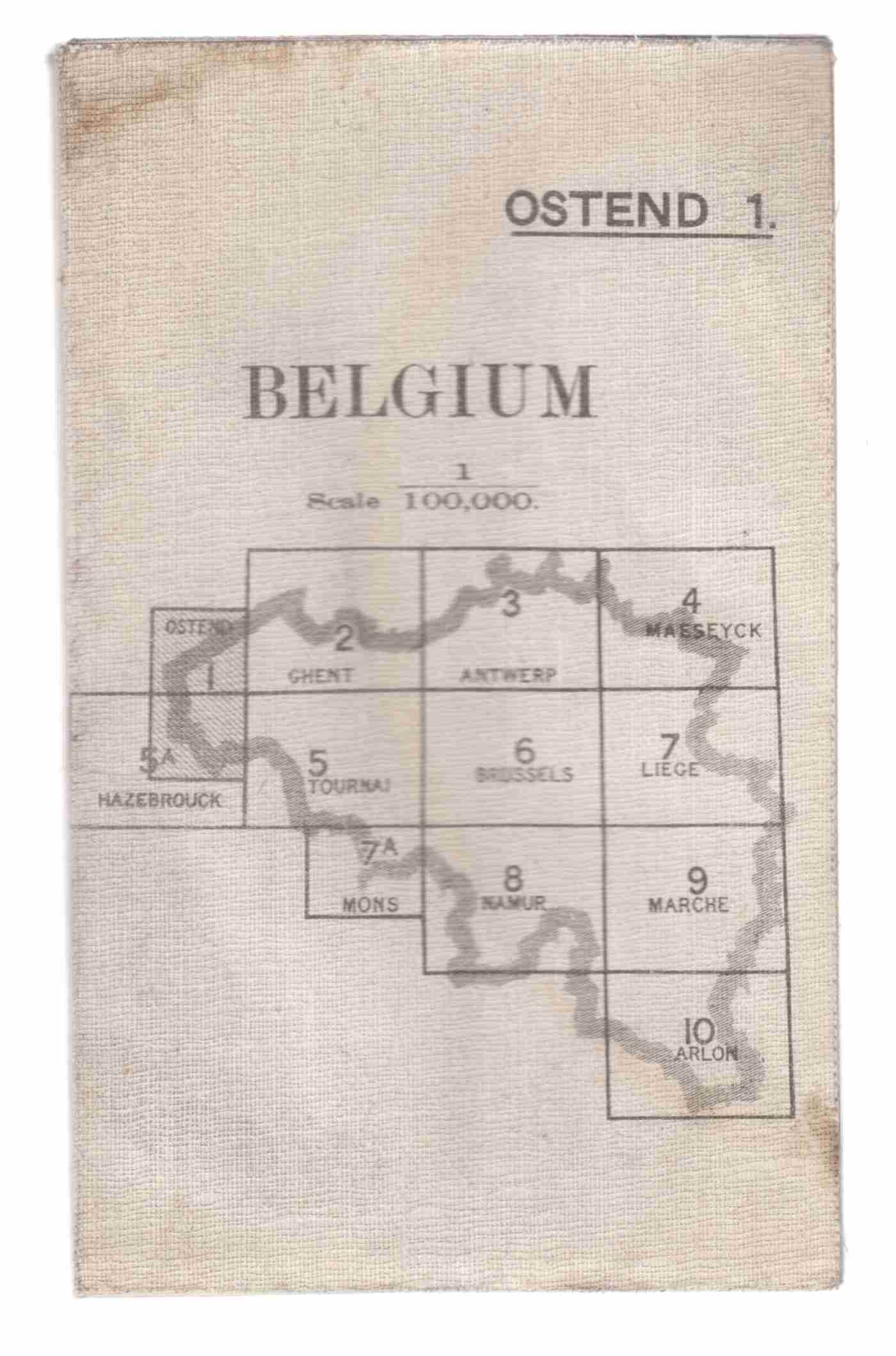 Image for Belgium Ostend 1