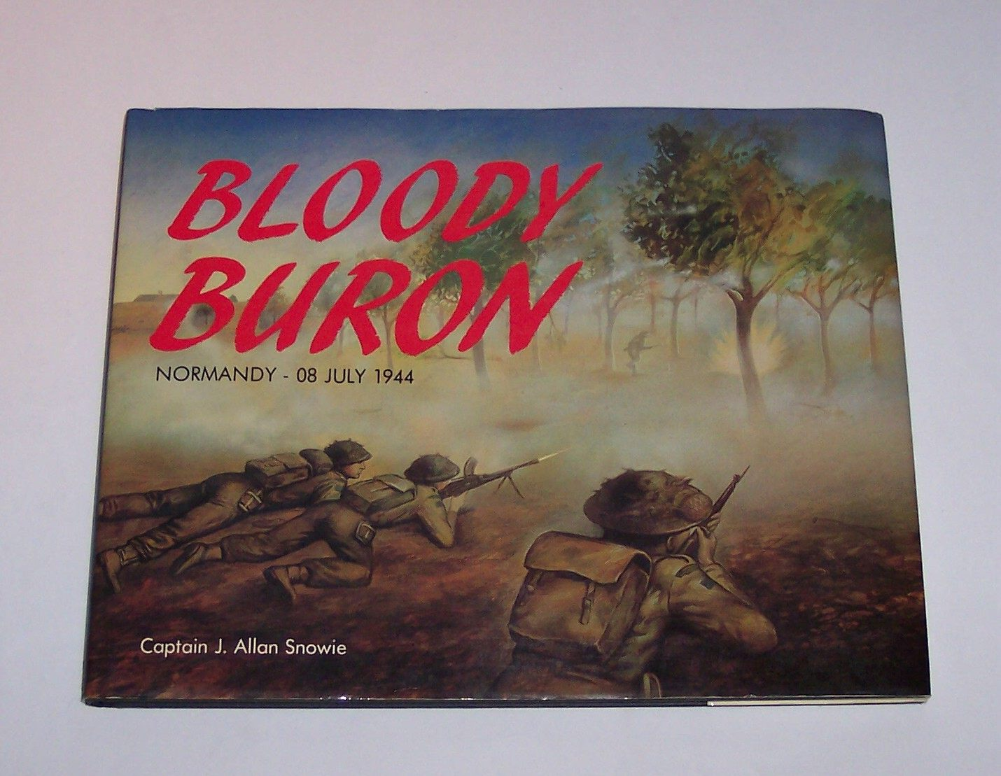 Image for Bloody Buron Normandy - 08 July 1944