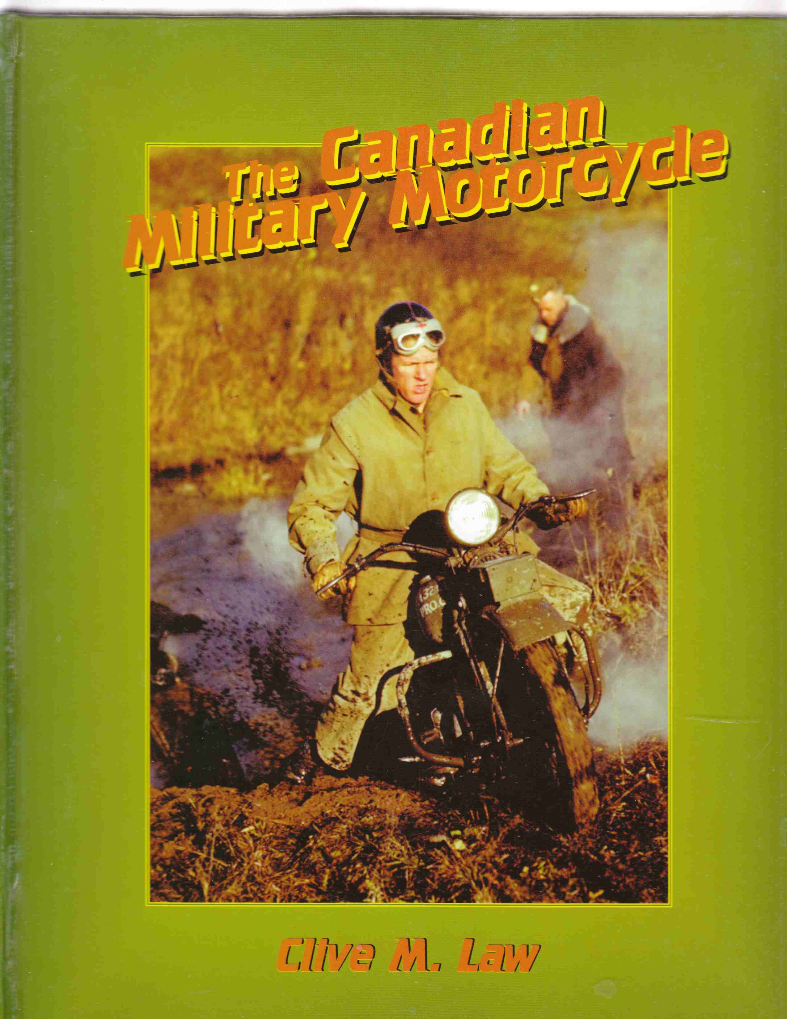 Image for The Canadian Military Motorcycle