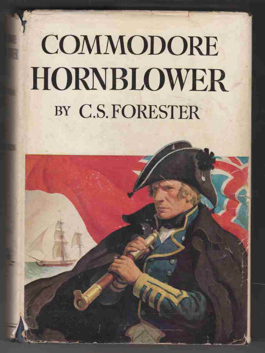 Image for Commodore Hornblower