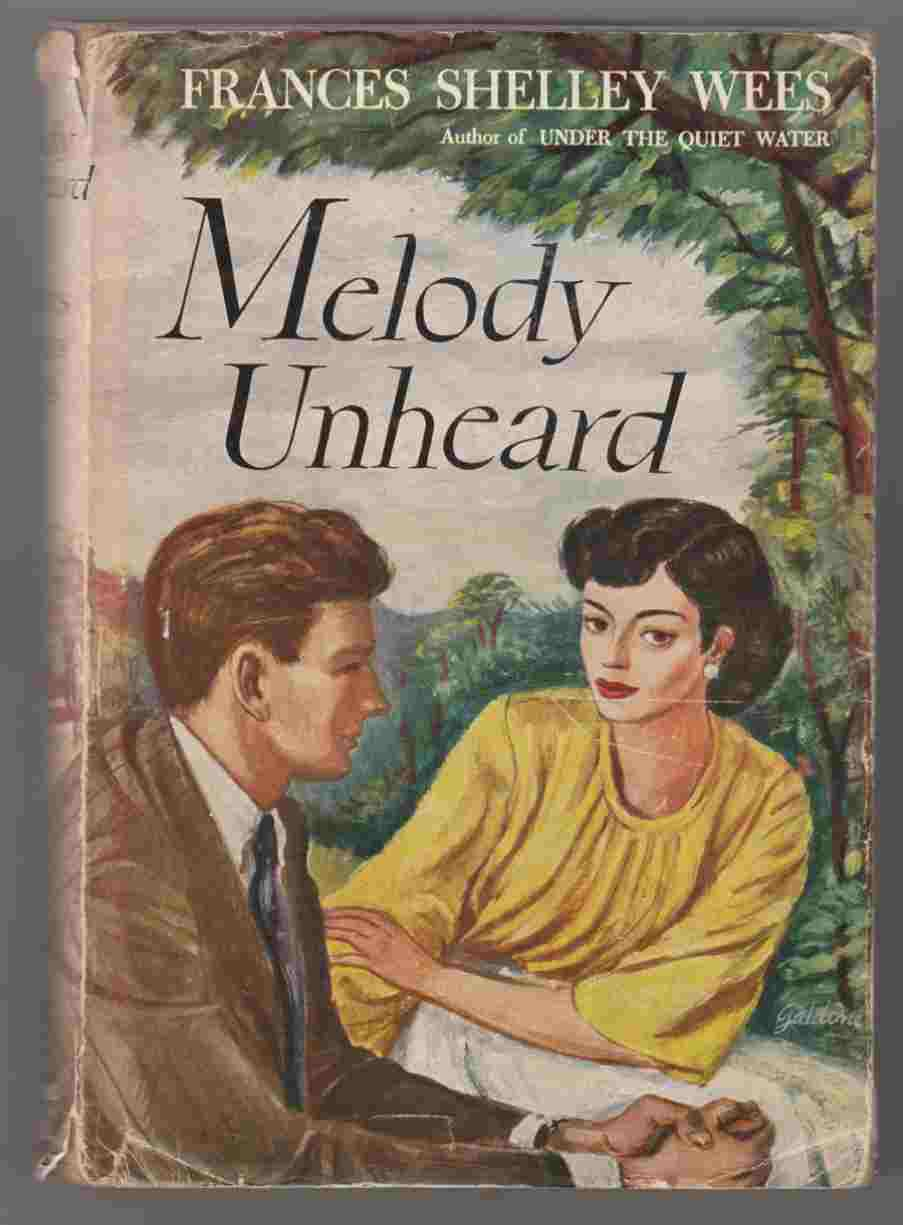 Image for Melody Unheard