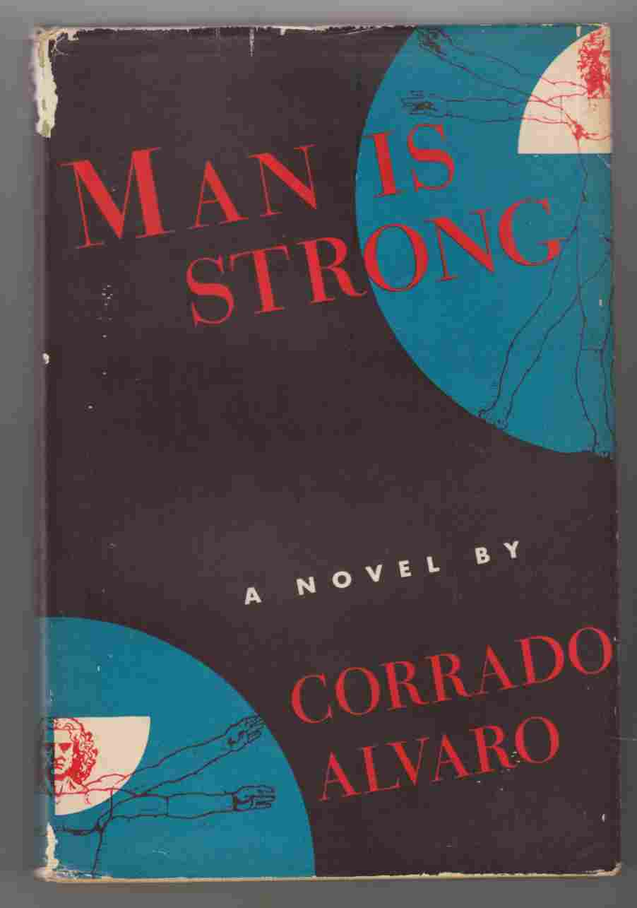 Image for Man is Strong