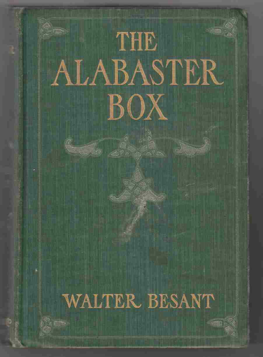 Image for The Alabaster Box