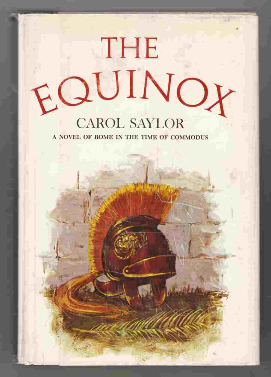 Image for The Equinox: A Novel of Rome in the Time of Commodus