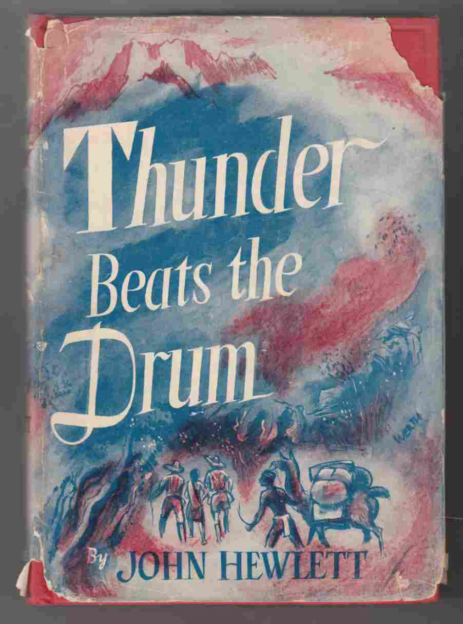 Image for Thunder Beats the Drum