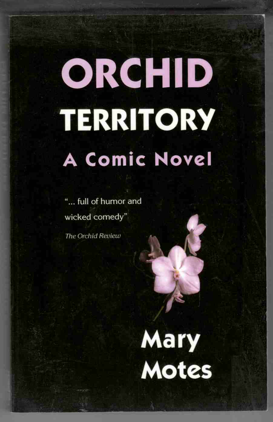 Image for Orchid Territory A Comic Novel