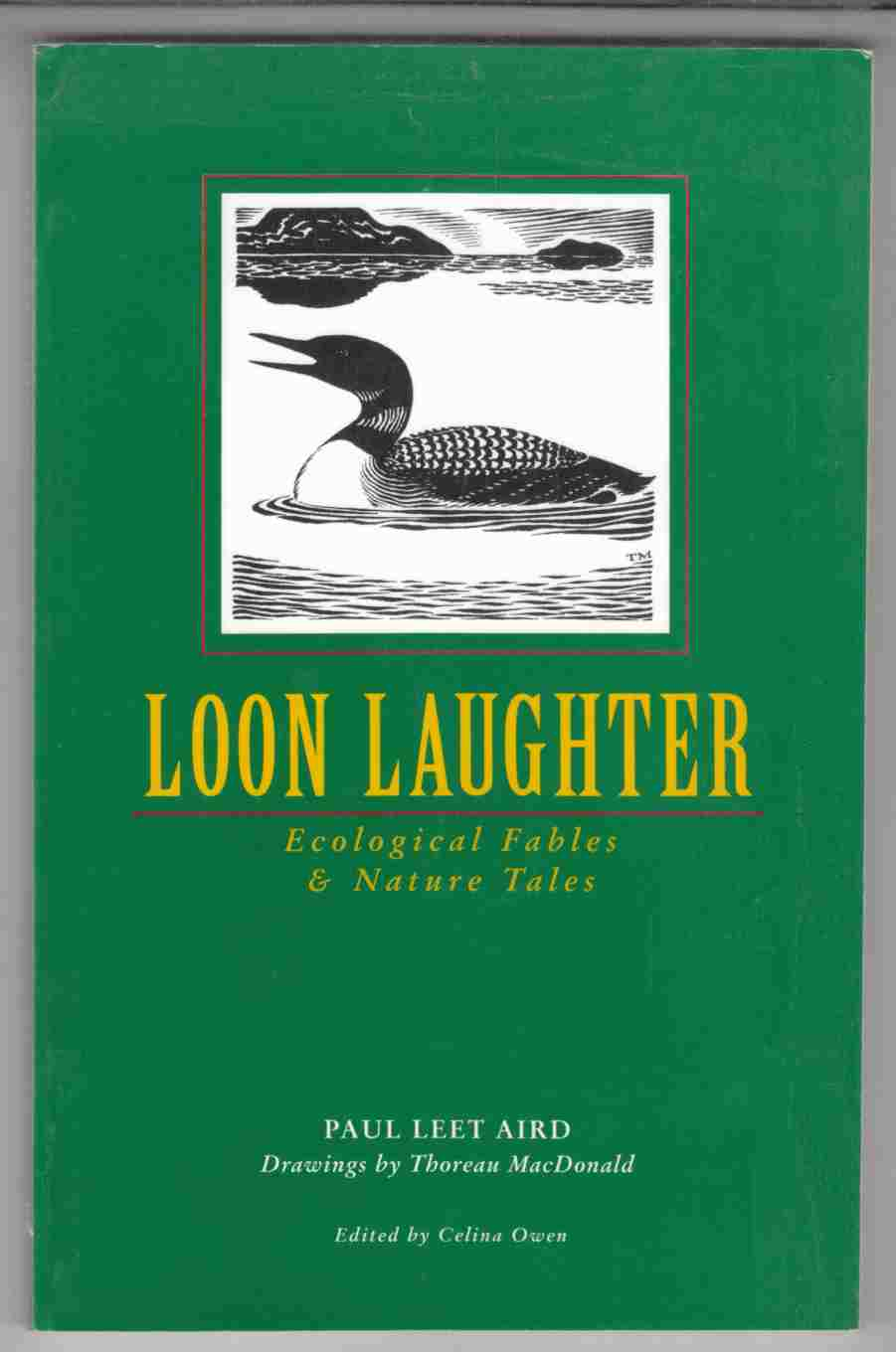 Image for Loon Laughter Ecological Fables and Nature Tales