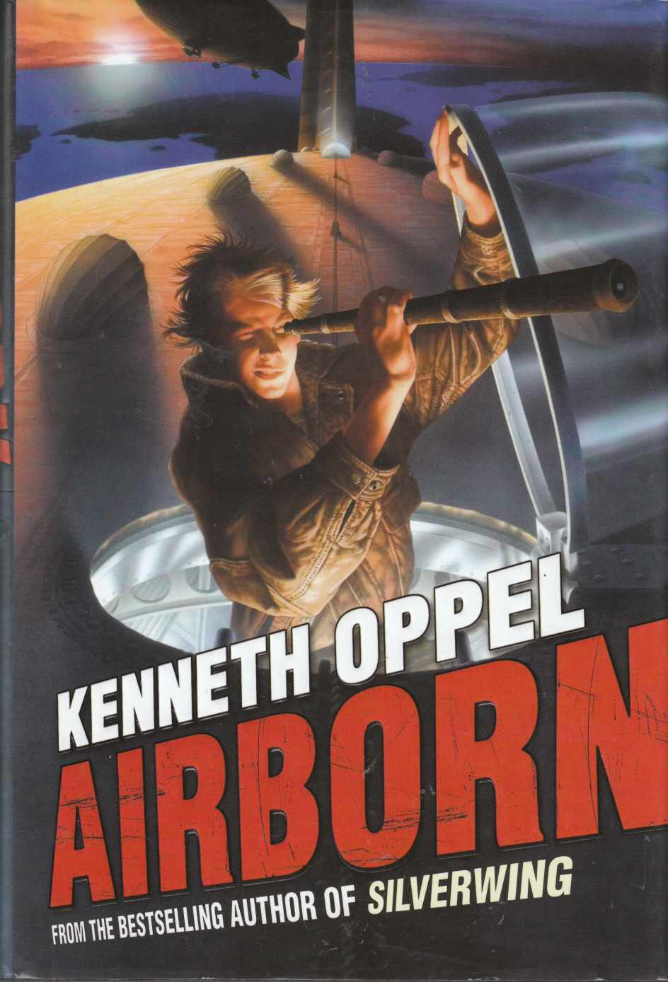 Image for Airborn