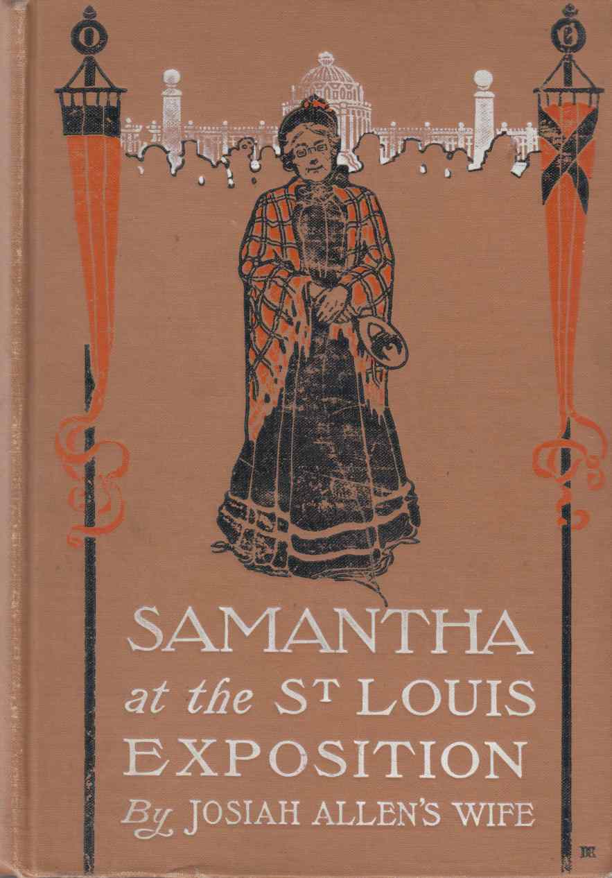 Image for Samantha At the St. Louis Exposition