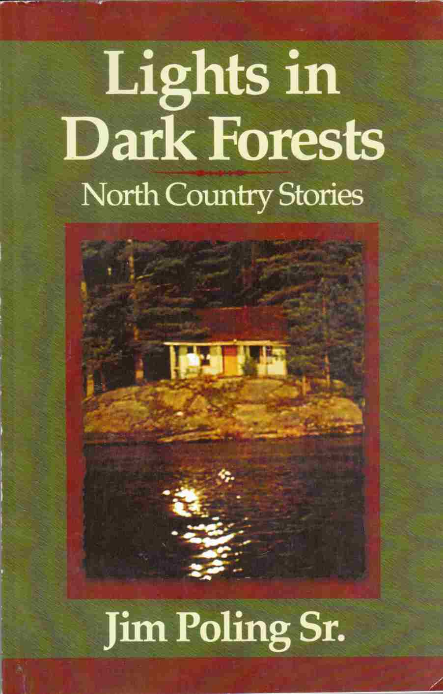 Image for Lights in Dark Forests:  North Country Stories
