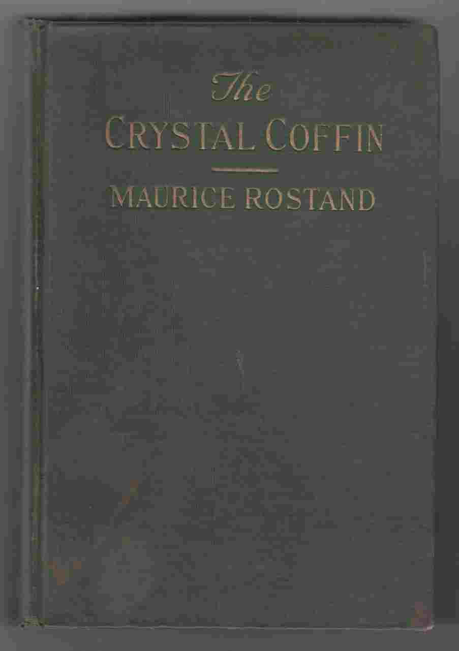 Image for The Crystal Coffin