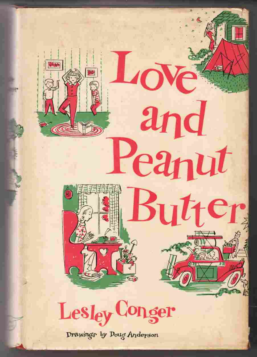 Image for Love and Peanut Butter