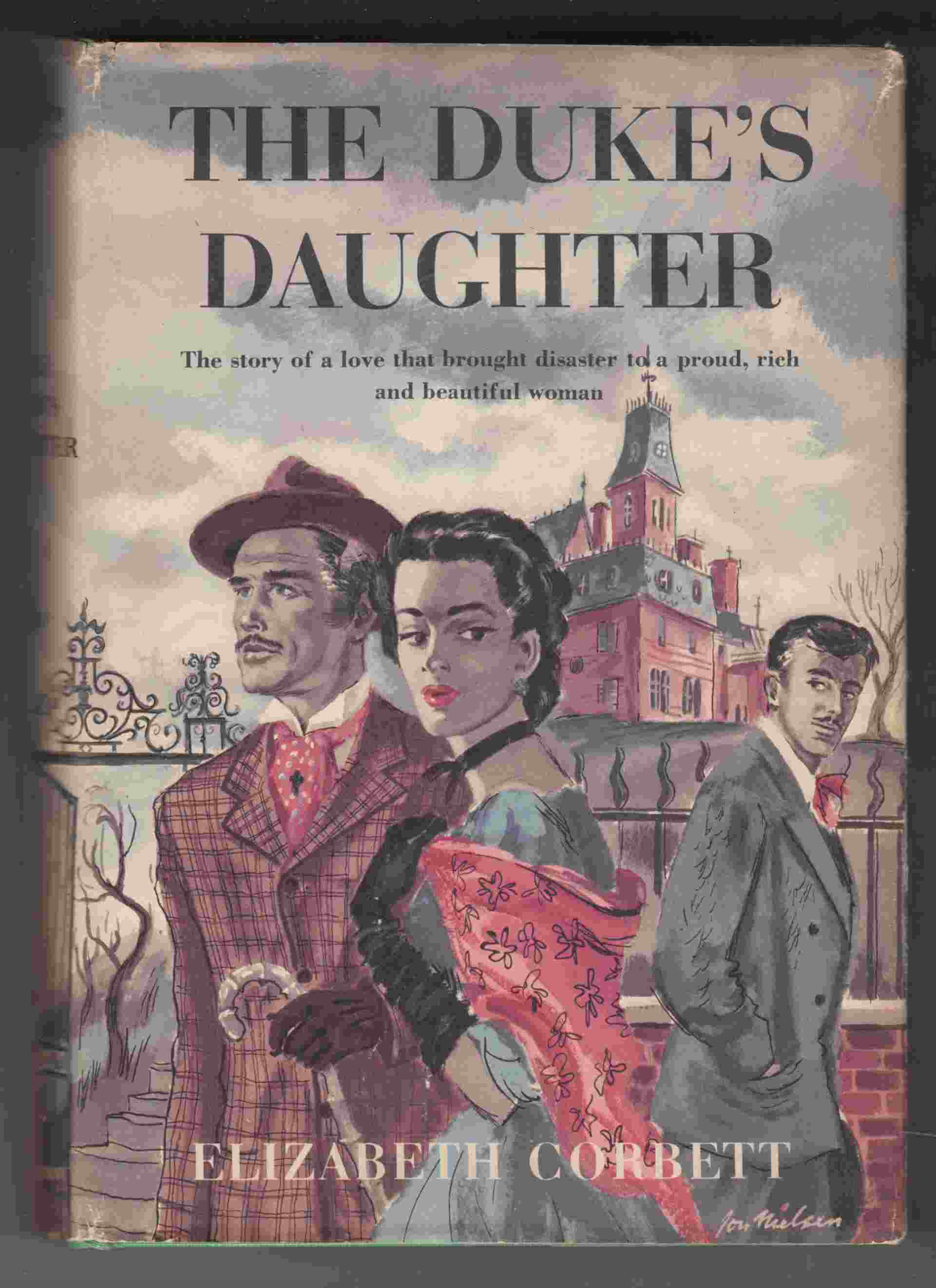 Image for The Duke's Daughter