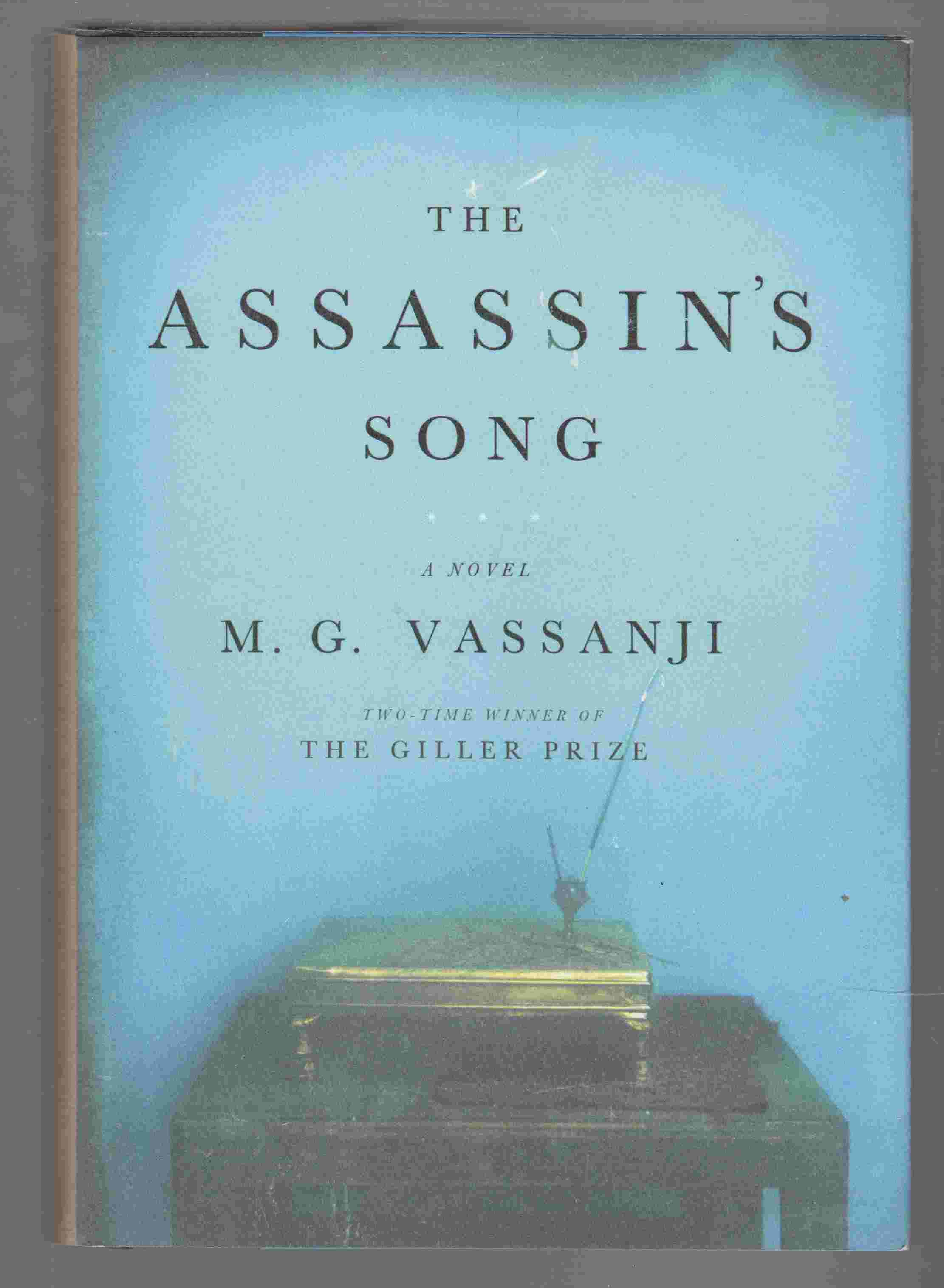 Image for The Assassin's Song