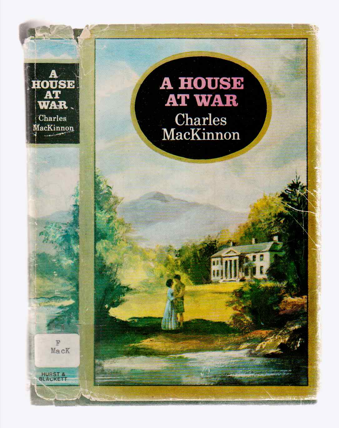 Image for A House At War