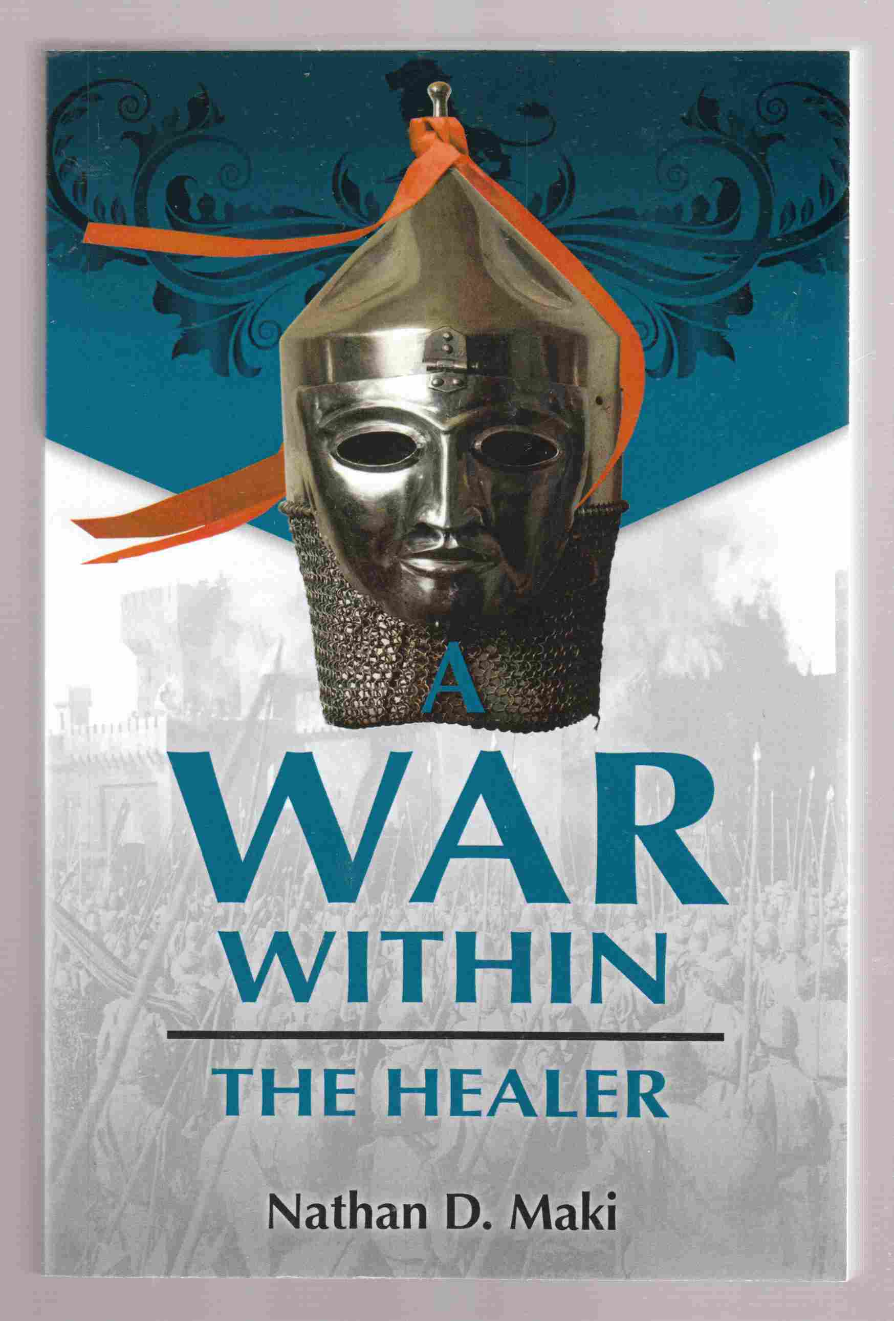 Image for A War Within The Healer