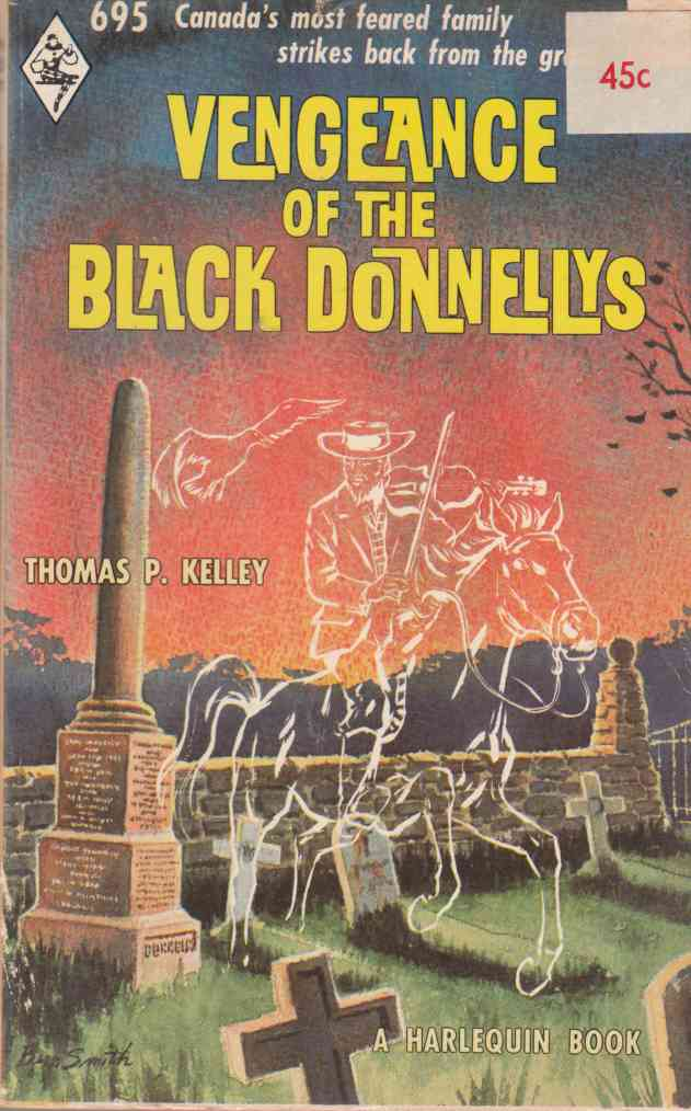 Image for Vengeance of the Black Donnellys