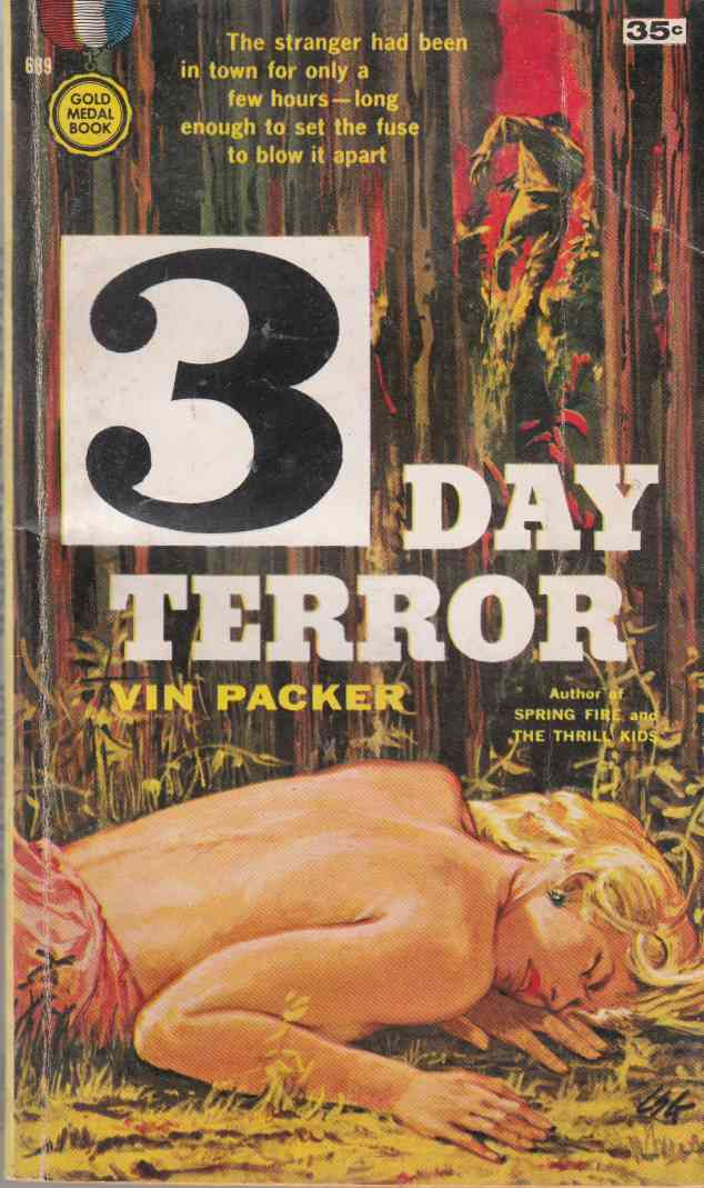 Image for 3 Day Terror