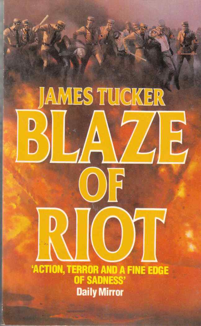 Image for Blaze of Riot