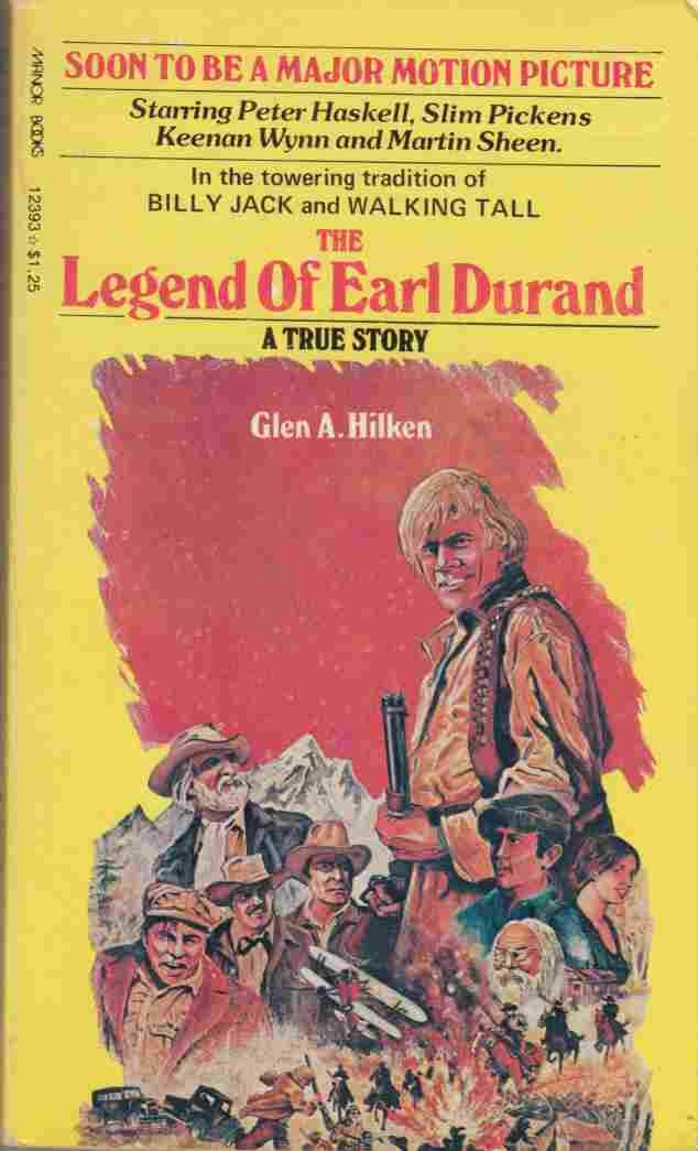 Image for The Legend of Earl Durand