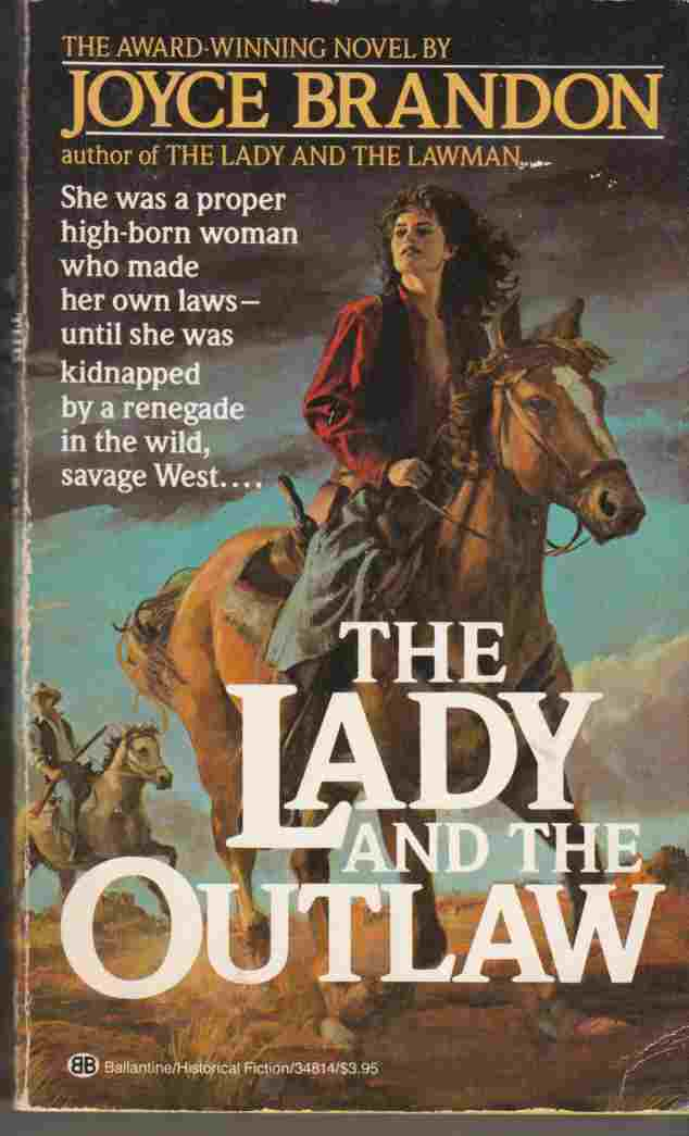 Image for The Lady & the Outlaw