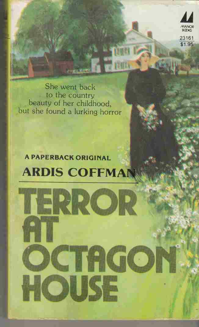 Image for Terror At Octagon House