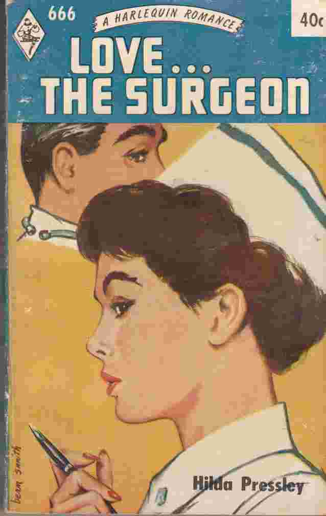 Image for Love, The Surgeon (Harlequin No. 666)