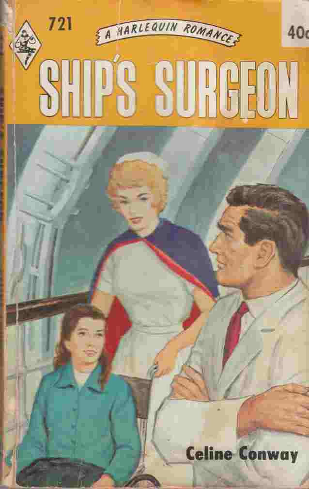 Image for Ship's Surgeon (Harlequin No. 721)