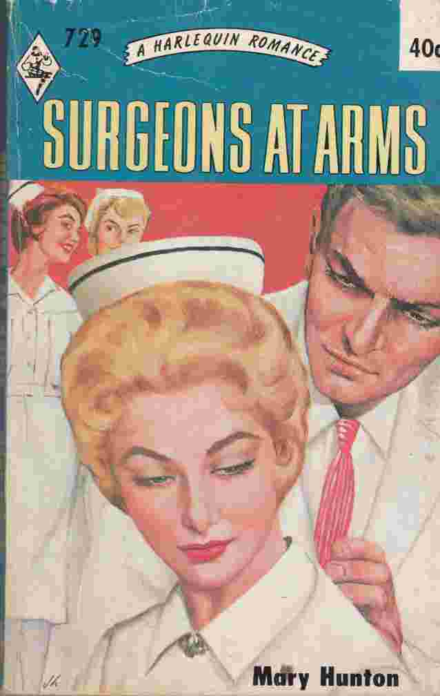 Image for Surgeons At Arms (Harlequin No. 729)