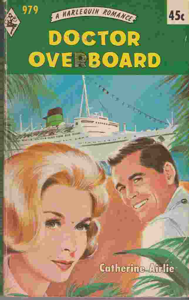 Image for Doctor Overboard
