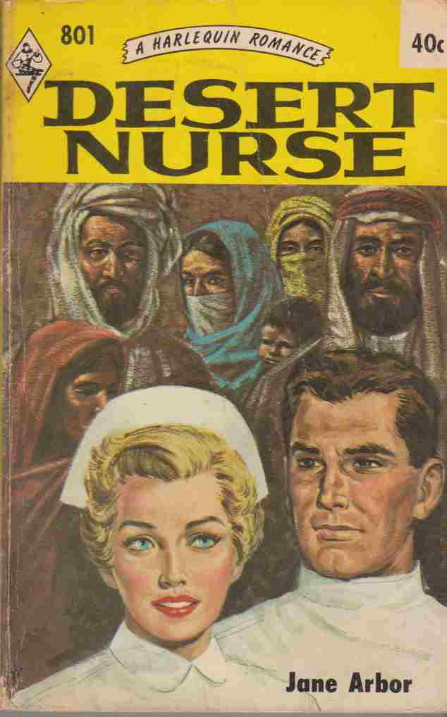 Image for Desert Nurse