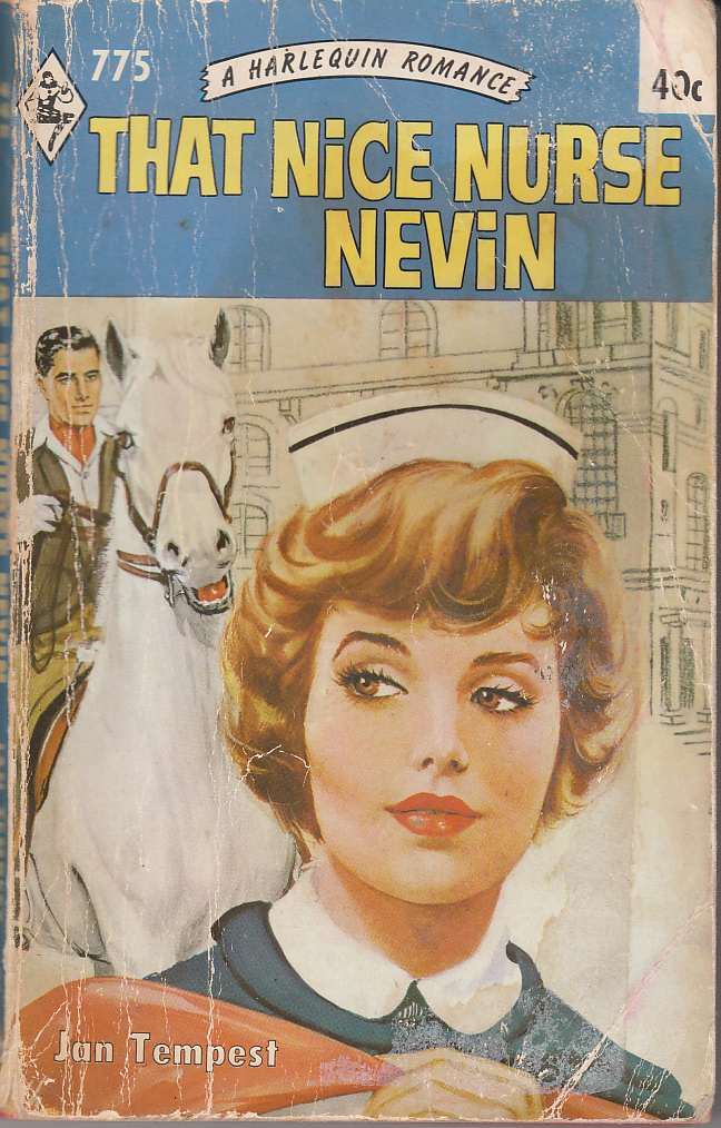 Image for That Nice Nurse Nevin (Harlequin No. 775)