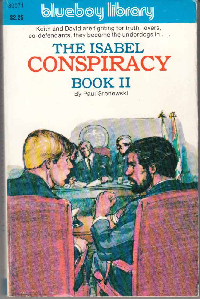 Image for The Isabel Conspiracy Book II